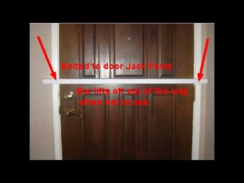 The Best Door Security How To Prevent Kick In And Door
