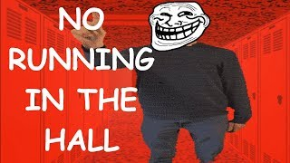 GETTING TROLLED BY THE PRINCIPAL | Baldi's Basics in Education and Learning #3