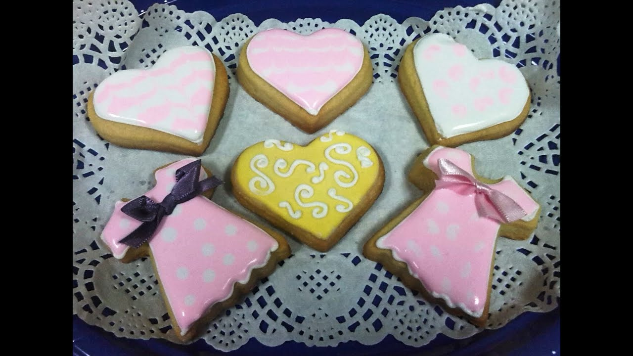 Galletas Decorar Glass