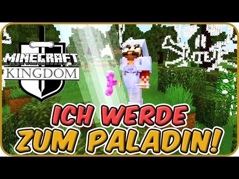 ICH WERDE PALADIN! - Minecraft Kingdom 👑 #17