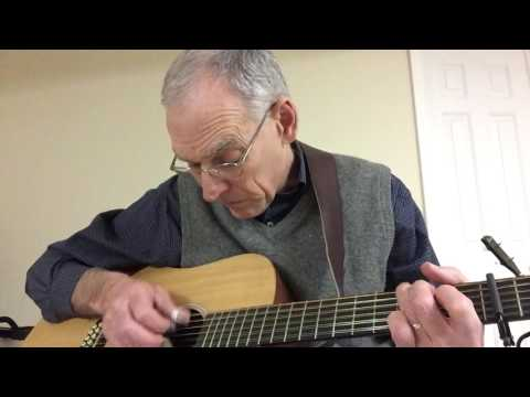 Three Sacred Songs on 12 String Guitar