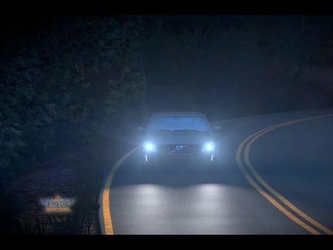 New Volvo XC60 - Volvo's safety philosophy