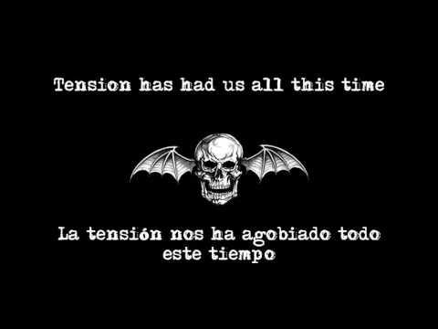 Avenged Sevenfold - Tension (Sub. Español & Inglés)