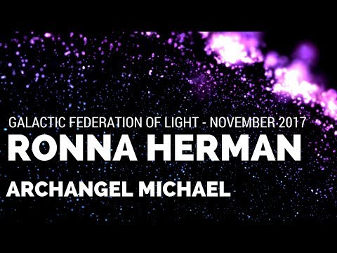 Archangel Michael - November 2017 - Galactic Federation of Light