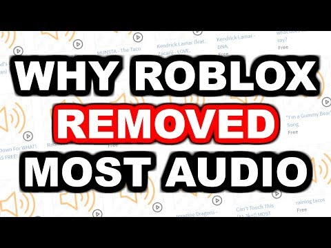 Why Roblox REMOVED Music