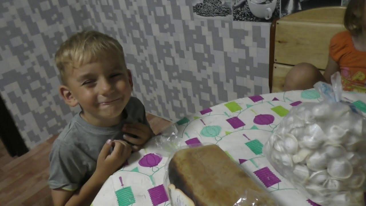Vlog: Закатываем компоты /Клещ у Тихона