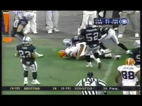Josh Cribbs 2005-06 HIGHLIGHTS