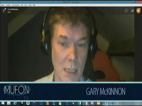 "Gary ""SOLO"" McKinnon speaks at MUFON Symposium 2017 via Skype"