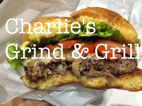 Charlie's Grill and Grind Angus Burger Aguirre Street Legazpi Village Makati by HourPhilippines.com
