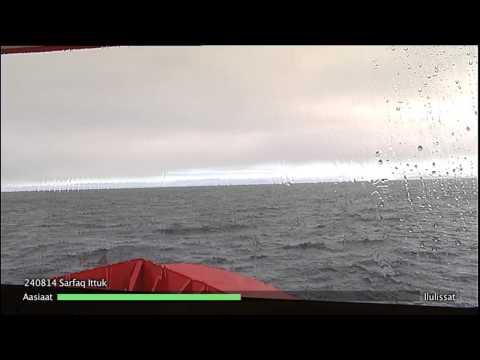 SLOW TV: Aasiaat - Ilulissat