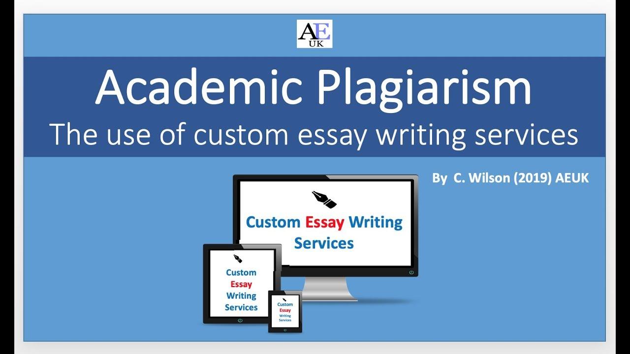 Non plagiarized custom essay