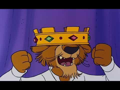 Robin Hood Escena He Sido Robado Disney Espana Oficial