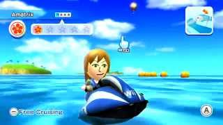 Amaterixen's Holiday Special 2014 - Wii Sports Resort: Water Sports (Part 1/4)