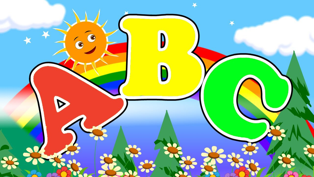 abc alphabet song hd pictures learning alphabet for kids