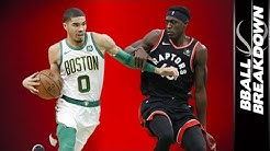 Is Pascal Siakam Better Than Jayson Tatum?