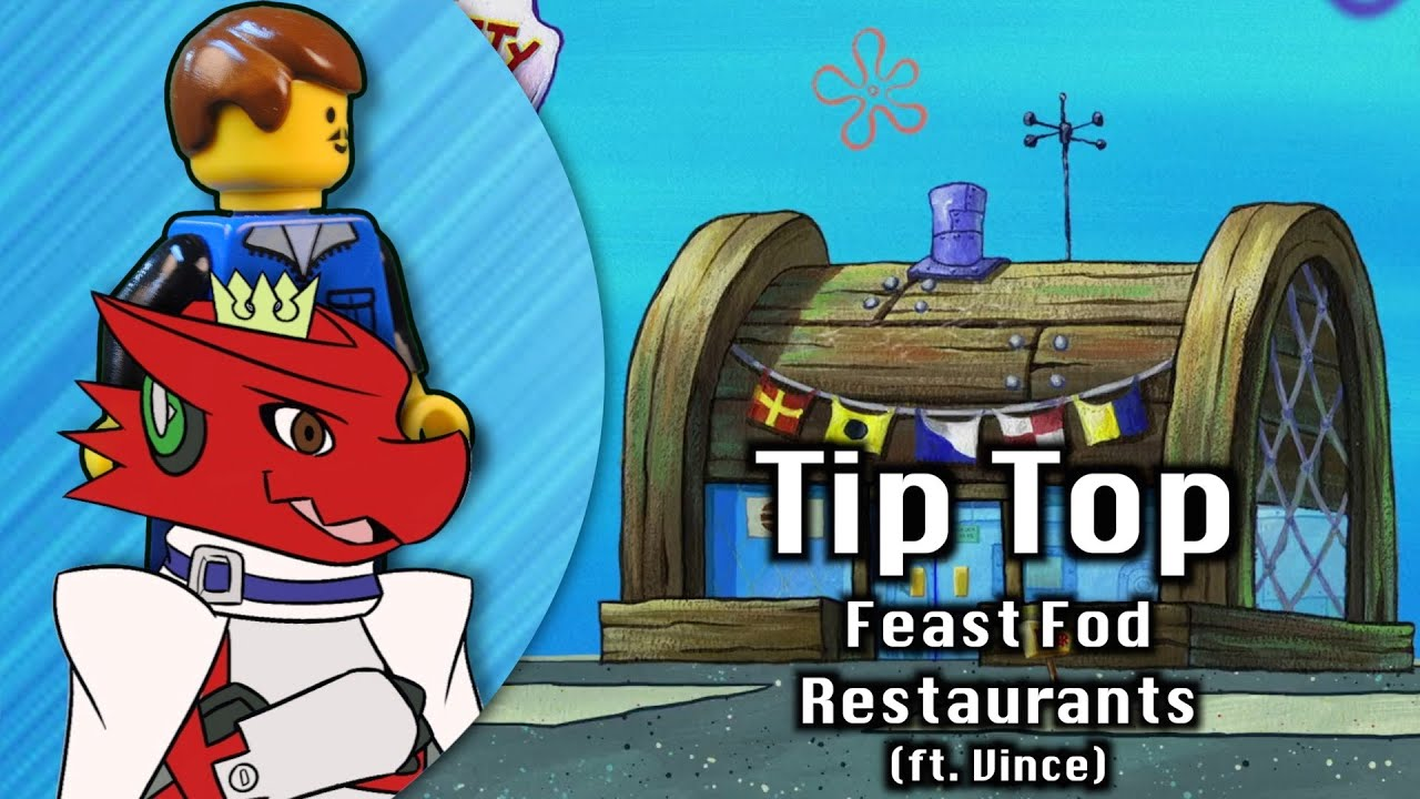 Tip Top Feast Fod Restaurants (April Fools 2020)