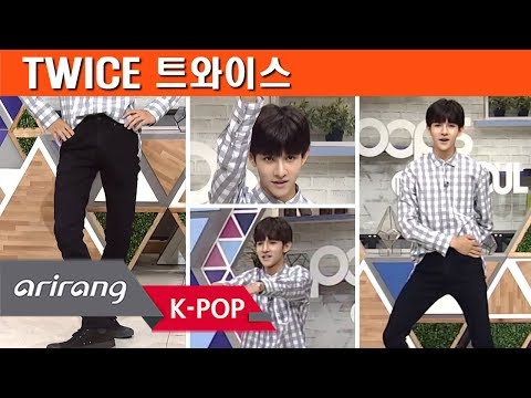 [Pops in Seoul] Samuel's Dance How To! TWICE(트와이스)'s Dance The Night Away