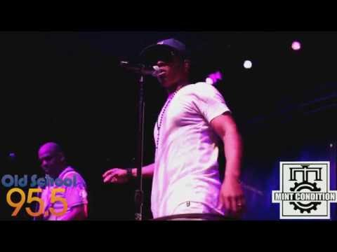 Mint Condition - Nothing Left to Say Live