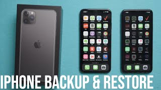 Backup And Restore Your iPhone With iCloud