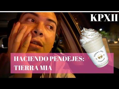 I TRIED MEXICAN COFFEE (TIERRA MIA) LONG BEACH, CA KPXII