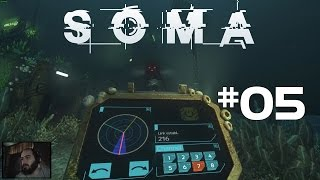 SOMA Walkthrough Gameplay Part 5