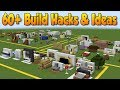 60  MINECRAFT BUILD HACKS AND IDEAS