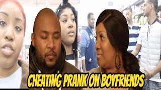 Cheating Boyfriend Prank