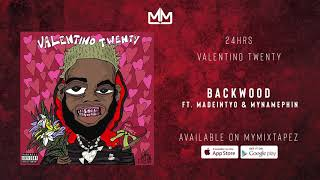 Watch 24hrs Backwood feat MadeinTYO  Mynamephin video