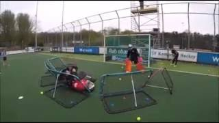 crazy catch cage vs maddie hinch and david harte