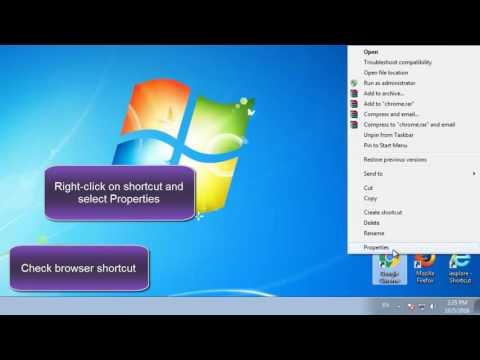 How to remove Webstarts.biz from Google Chrome, Mozilla Firefox, IE
