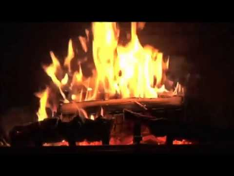 Virtual Fireplace with Christmas Music  YouTube