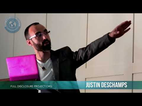 Disclosure Consciousness: Truth Changes Us and the World | Justin Deschamps -- Eclipse of Disclosure