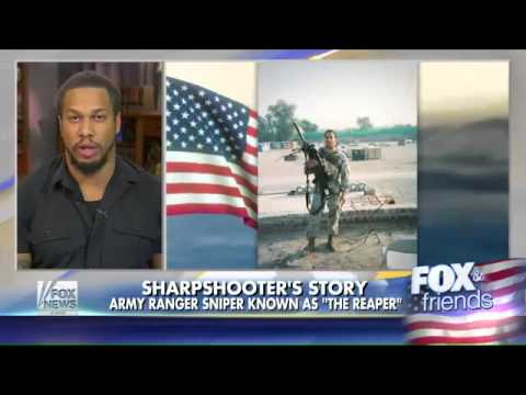 The Reaper'  Special Ops sniper earns deadly nickname