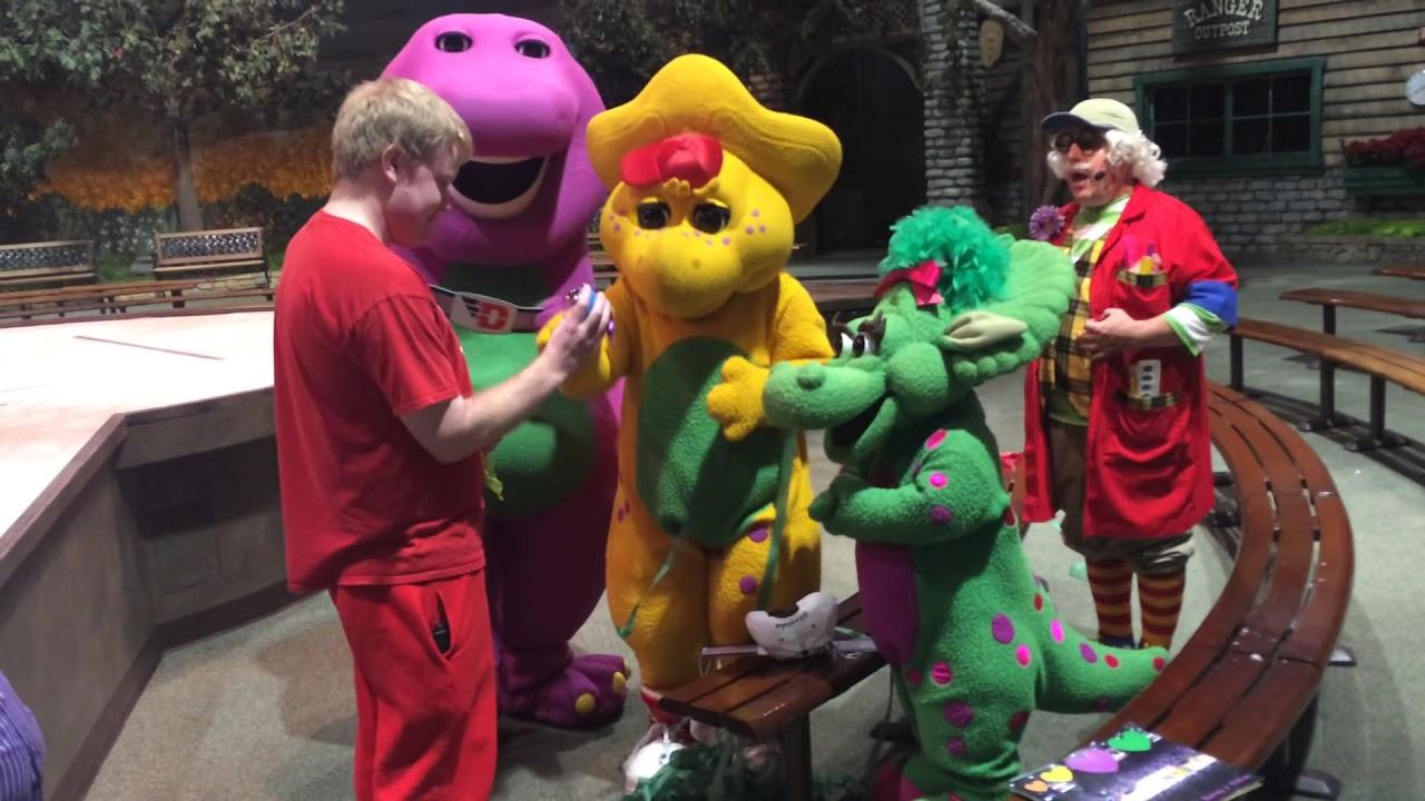 Barney Universal 2018 Youtube