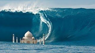 """لاتثق أبدا في البحر عندما يغضب... """"أنظر ما حدث معجزة من الله"""" !!"""