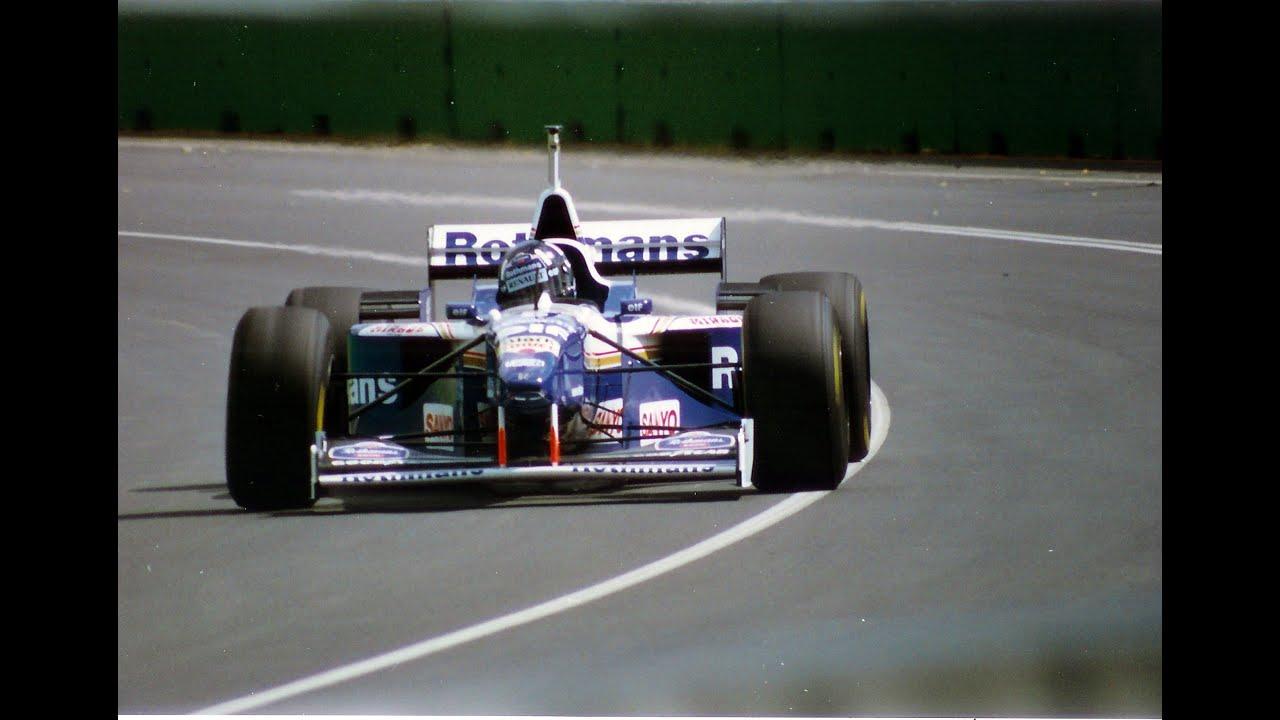 F1 1996 Williams Renault Fw18 3l V10【t500rs Ferrari】 Youtube