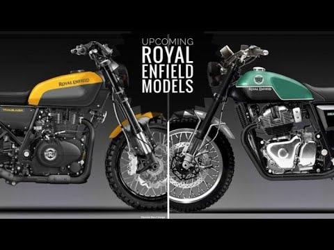 Royal Enfield Upcoming New Models Details | Motorrad Punkt