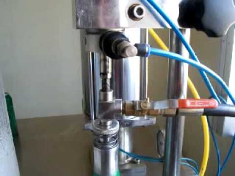 nitrogen gas filling machine