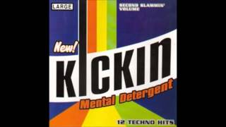 Kickin Mental Detergent Vol. 2 - Kicksquad - Champion Sound