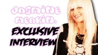 Jasmine Meakin Interview Exclusive (Mega Jam - Behind The Scenes)