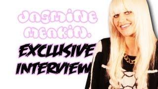 Jasmine Meakin Interview Exclusive (Mega Jam - Behind The Scenes)