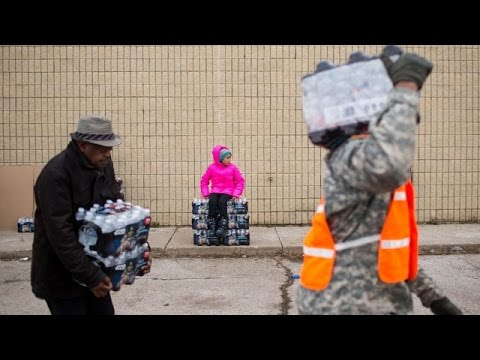 Meek Mill, Jimmy Fallon Lend Help For Flint, Michigan Water Crisis - Newsy