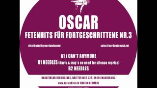 Oscar - I Can't Anymore - KarateKlub016