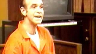Serial Killer Toole Talks - Colorado Courtroom
