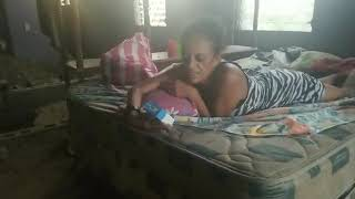 Kenia pitoreta esta mal de salud pero ella es una mujer muy fuerte