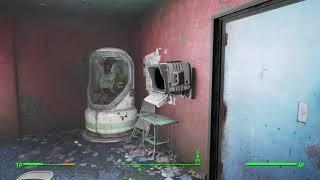 Lets Play Fallout 4 Ps4 German #11 Es ist hart zu Hacken mit einem IQ von 2