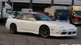 Test Drive - 1998 Nissan 180sx Type X