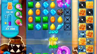 Candy Crush Saga SODA Level 1539 CE