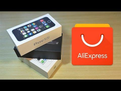ТОП 3 IPhone 5S С ALIEXPRESS! ЗАКАЗАЛ У РАЗНЫХ ПРОДАВЦОВ И СРАВНИЛ