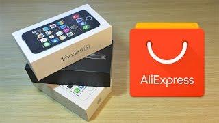 видео ЗАКАЗАЛ ДЕШЕВЫЙ IPHONE 4S С САЙТА ALIEXPRESS